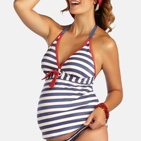 Women's Pez D'Or 'Palm Springs' Two-Piece Maternity Swimsuit