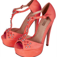 LOGIC Studded Sandals - New In This Week - New In - Topshop USA