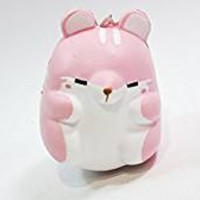 Awsum Toyz Pink Haster Scented & Cell Phone Strap Slow Rising Squishy Decompression Stress Reducer Toy