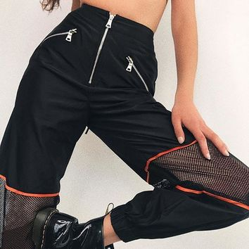 Don't Mesh Me Up Joggers