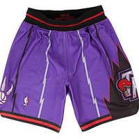 Toronto Raptors 1998-1999 Nba Authentic Shorts - Beauty Ticks