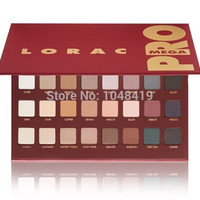 Lorac MEGA PRO Eyeshadow Palette With 32 Colors