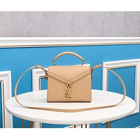ysl women leather shoulder bags satchel tote bag handbag shopping leather tote crossbody satchel 3
