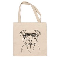 Major the Pitbull - Tote Bag