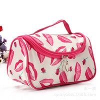 Fashion Portable Waterproof Women Makeup Bag