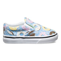 Toddlers Late Night Slip-On | Shop Toddler Shoes at Vans
