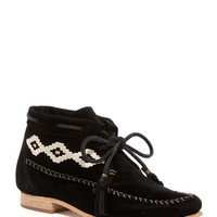 Soludos | Embroidered Moccasin Bootie | Nordstrom Rack