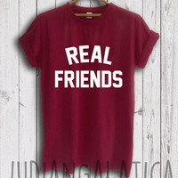 kanye west shirt kanye west real friends tshirt kanye west yeezus yeezy t shirt swish shirt unisex size