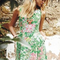 Laced Verbena Dress by Maeve Green Motif
