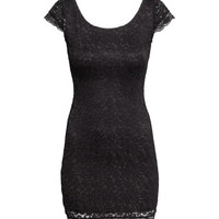 H&M Short Lace Dress $24.95