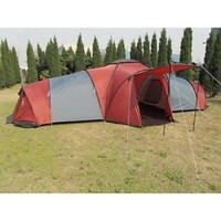 Family Tents Camping Dome Tent Large 9 Person 3 Room Pop Up Shelter Camp Hiking
