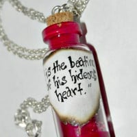 Tell Tale Heart Necklace