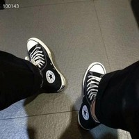 DCCK Converse Men Casual Shoes Boots fashionable casual leather