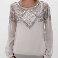 Angie Embellished Top