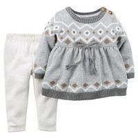 2-Piece Sweater & Legging Set