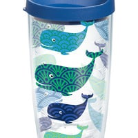 Whale - Wrap with Lid | 16oz Tumbler | Tervis®