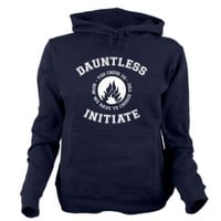 Divergent - Dauntless Initiate Hooded Sweatshirt