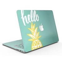 Well Hello Pineapple - MacBook Air Skin Kit