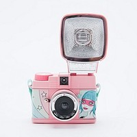 Lomography Diana Mini Camera in Double Rainbow - Urban Outfitters