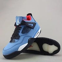Trendsetter Air Jordan 4 Retro Fashion Casual Sneakers Sport Shoes