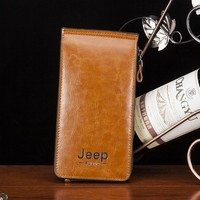Leather Bags Wallet [11966490387]