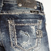 Miss Me Boot Stretch Jean - Women's Jeans | Buckle
