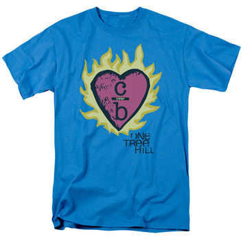ONE TREE HILL/C OVER B 2 - S/S ADULT 18/1 - TURQUOISE -