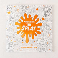 The Splat: Coloring The 90s Nickelodeon By Random House - Urban Outfitters