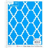 Mead Fashion 1-Subject Composition Book, College Rule, 70 Sheets - Walmart.com
