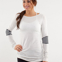 devotion long sleeve tee | women's tops | lululemon athletica