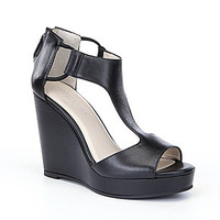 Kenneth Cole Women's Hayley Wedges - Black