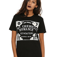 My Chemical Romance Spirit Board Girls T-Shirt