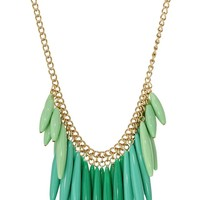 """T Tahari """"Ombre Obsession"""" Ombre Bead Necklace"""
