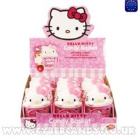 Hello Kitty Candy Basket
