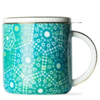 Moroccan Tealeidoscope Jewel Aqua Mug - T2 EU | T2 Tea GB