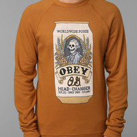 Urban Outfitters - OBEY Head Changer Pullover Sweatshirt