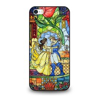 BEAUTY AND THE BEAST Disney iPhone SE Case Cover