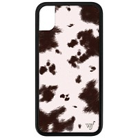 Cowhide iPhone Xr Case