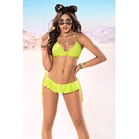 Mapale 2623 Two Piece Set Color Neon Green