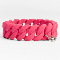MARC BY MARC JACOBS 'Rubber Turnlock' Stretch Bracelet   Nordstrom