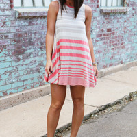 Beat Of Your Own Stripe {Tunic/Dress}