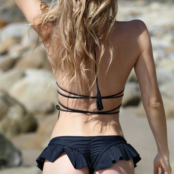 Redondo Beach Ruffle Bottom