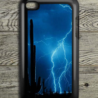 Lightning Cactus iPod 4 Touch Case