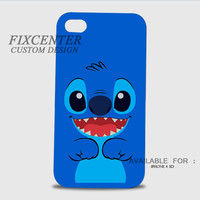 Retro Lilo & Stitch Inspired 3D Cases for iPhone 4,4S, iPhone 5,5S, iPhone 5C, iPhone 6, iPhone 6 Plus, iPod 4, iPod 5, Samsung Galaxy Note 4, Galaxy S3, Galaxy S4, Galaxy S5, BlackBerry Z10 phone case design
