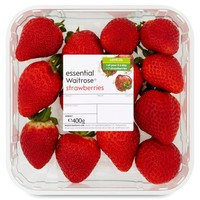 Ocado: Essential Strawberries Waitrose 400g(Product Information)