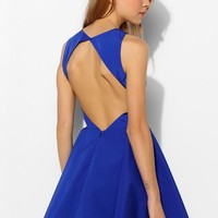 Keepsake Above The Water Fit + Flare Dress - Urban Outfitters