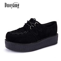 Creepers women Shoes
