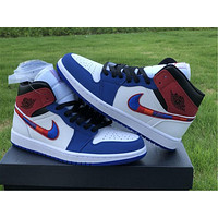 Vip AJ1 Mid Union joint name, color embroidery, 852542-146.Full yard shipment 36--46