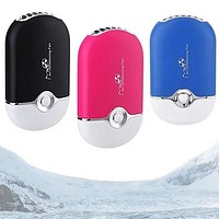 Porta Cooler Portable Air Conditioning USB Powered Personal Mini Fan