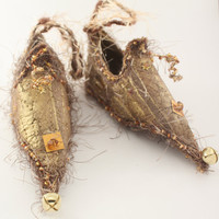 Fairy Shoes belong to Tilly Chester Faerie by NellsEmbroidery